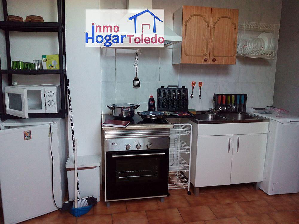 Ático en alquiler en calle Alquiler Atico, Santa Teresa en Toledo - 331014009