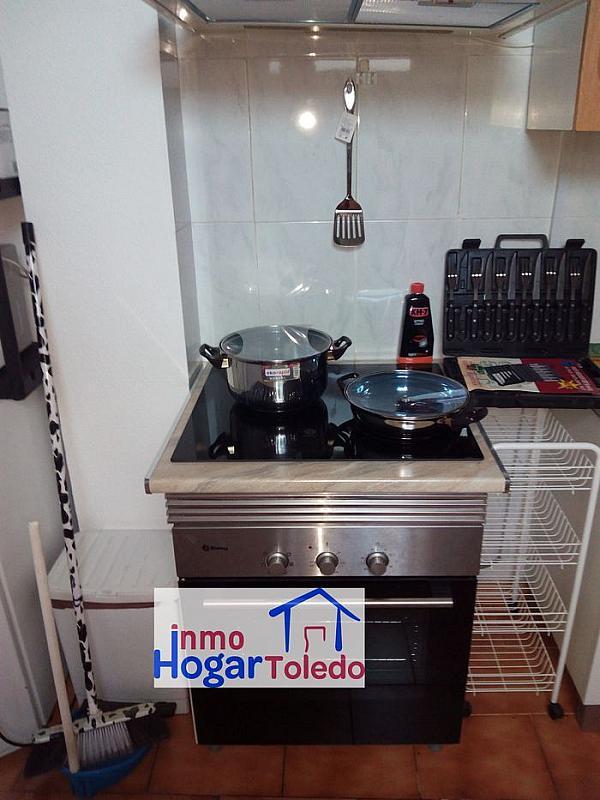 Ático en alquiler en calle Alquiler Atico, Santa Teresa en Toledo - 331014013