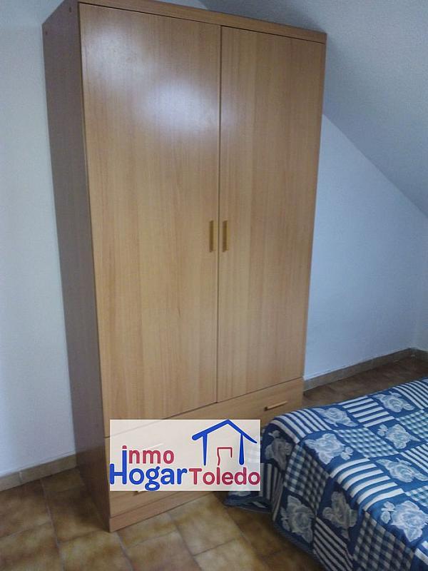 Ático en alquiler en calle Alquiler Atico, Santa Teresa en Toledo - 331014022