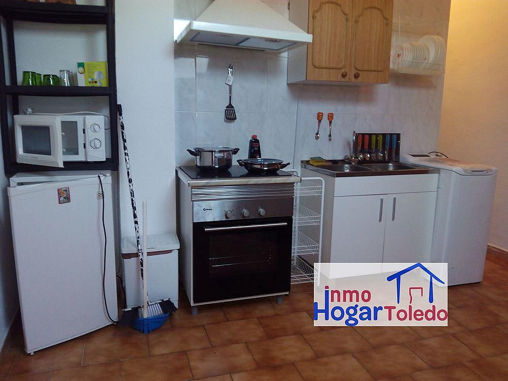 Ático en alquiler en calle Alquiler Atico, Santa Teresa en Toledo - 331014043