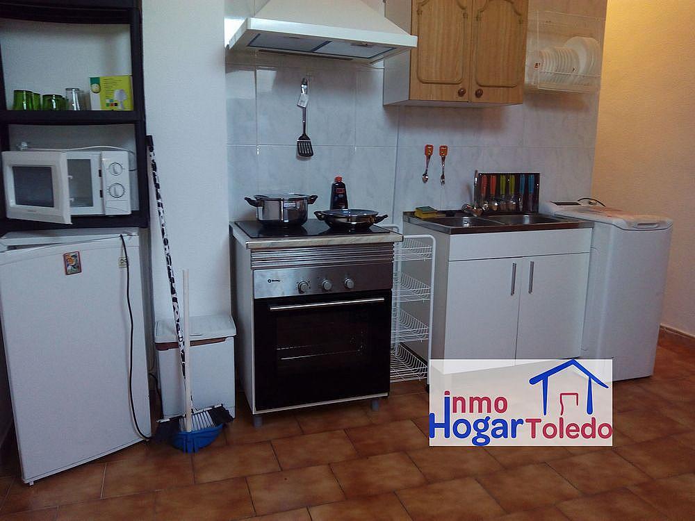 Ático en alquiler en calle Alquiler Atico, Santa Teresa en Toledo - 331014044