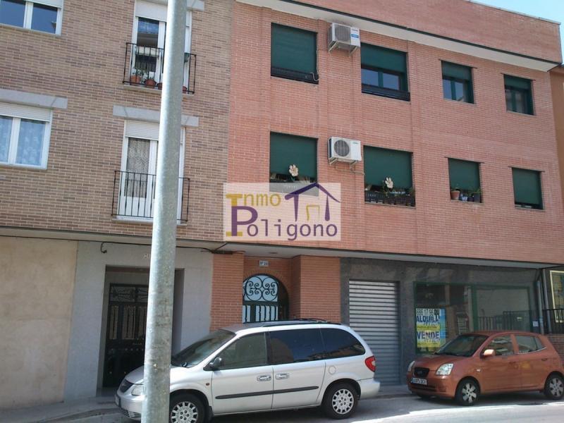Ático en alquiler en calle Esparteros, Santa Bárbara en Toledo - 70880601