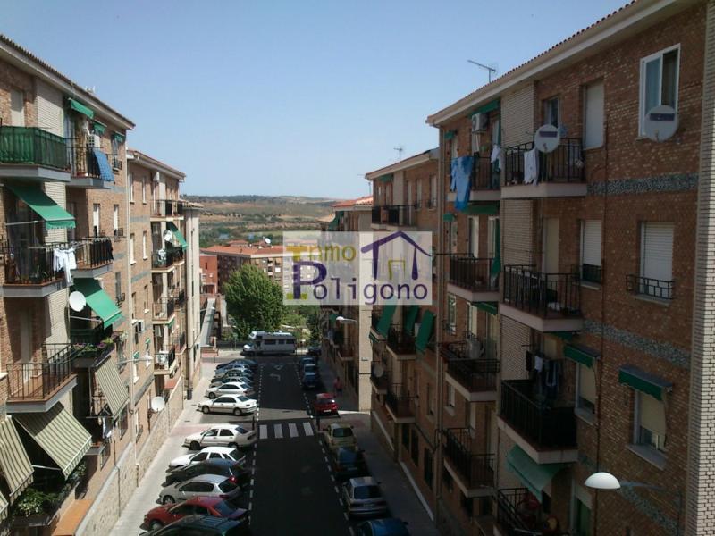 Ático en alquiler en calle Esparteros, Santa Bárbara en Toledo - 70880605