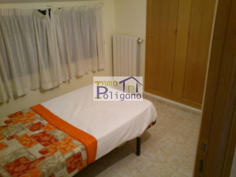Ático en alquiler en calle Esparteros, Santa Bárbara en Toledo - 70880611