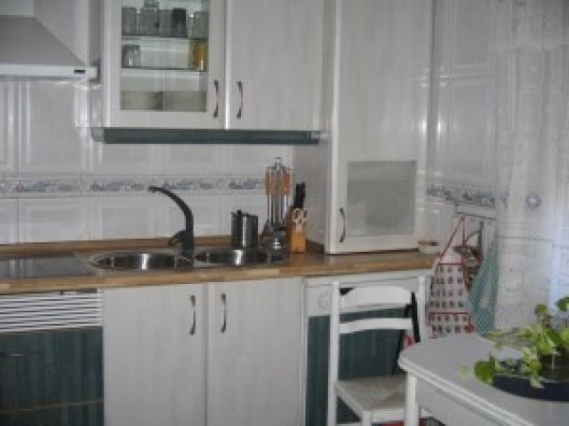 Cocina - Casa adosada en venta en calle Ubr Parque Blanco, Santa María de Benquerencia en Toledo - 32713755