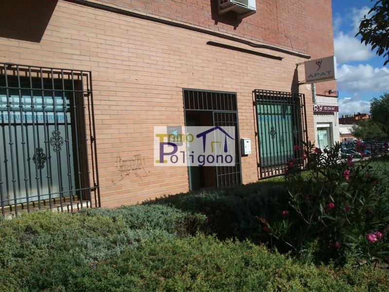 Local en alquiler en calle Guadiela, Santa María de Benquerencia en Toledo - 101379265