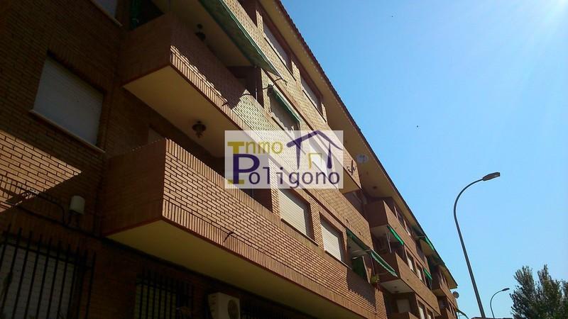 Piso en alquiler en calle Yedra, Santa María de Benquerencia en Toledo - 118278271