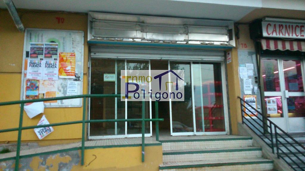 Local comercial en alquiler en calle Alberche, Santa María de Benquerencia en Toledo - 124534682