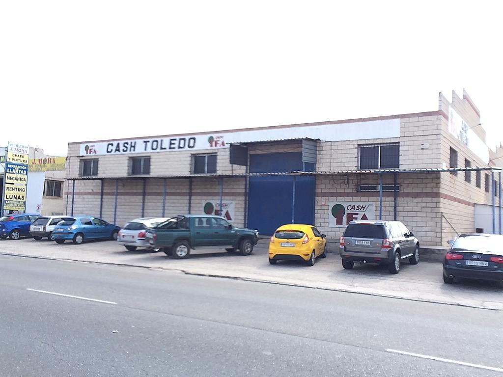 Nave en alquiler en calle Jarama, Santa María de Benquerencia en Toledo - 155556932
