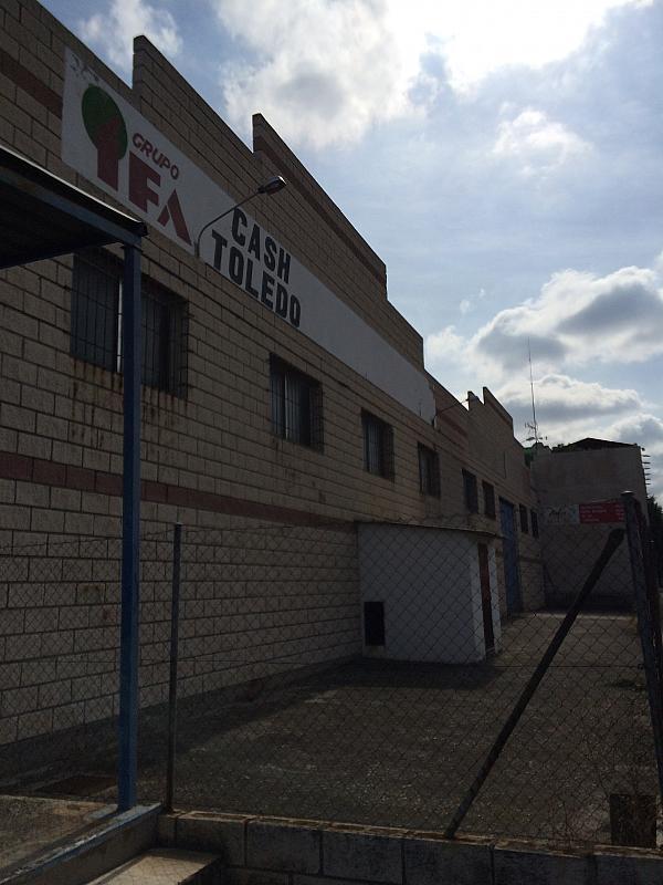 Nave en alquiler en calle Jarama, Santa María de Benquerencia en Toledo - 155557023