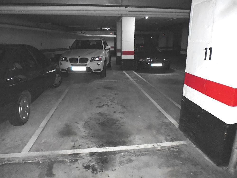 Garaje en alquiler en calle Monasterio de Urdax, San Juan en Pamplona/Iruña - 288657730