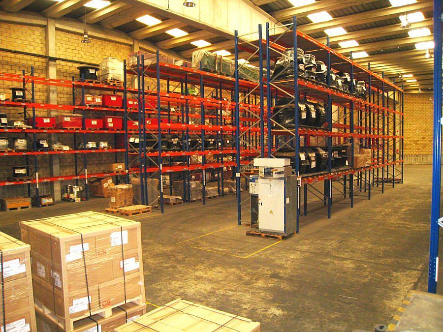 Nave industrial en alquiler en polígono Morea Norte, Beriáin - 147645713