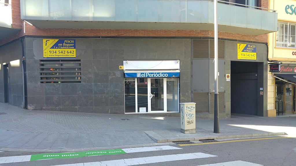 Local comercial en alquiler en calle Sant Fructuos, La Font de la Guatlla en Barcelona - 247765929