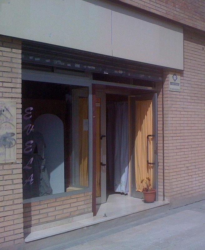 Local comercial en alquiler en calle Blas de Otero, Actur - Rey Fernando en Zaragoza - 142470108