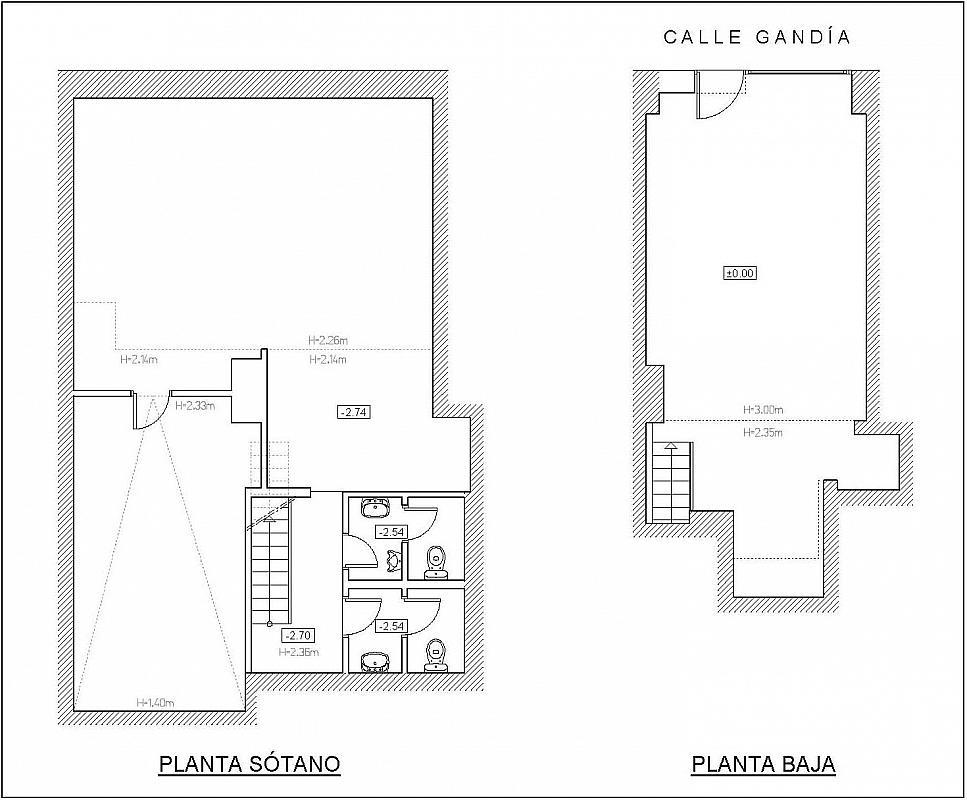 Local comercial en alquiler en calle Gandía, Adelfas en Madrid - 209474212