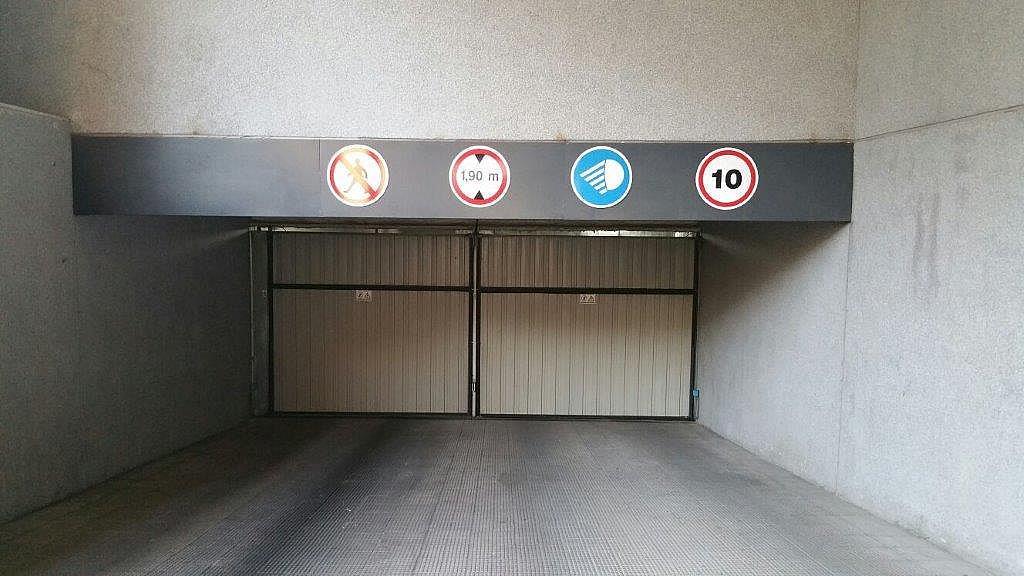 Garaje en alquiler en calle Teide, El Praderón-La Hoya en San Sebastián de los Reyes - 295378296