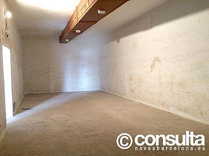 Planta baja - Nave industrial en alquiler en polígono Sant Boi de Llobregat, Sant Boi de Llobregat - 248052950