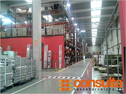 Nave industrial en alquiler en calle Ab, Sant Esteve Sesrovires - 261932758