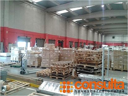 Nave industrial en alquiler en calle Ab, Sant Esteve Sesrovires - 261932760