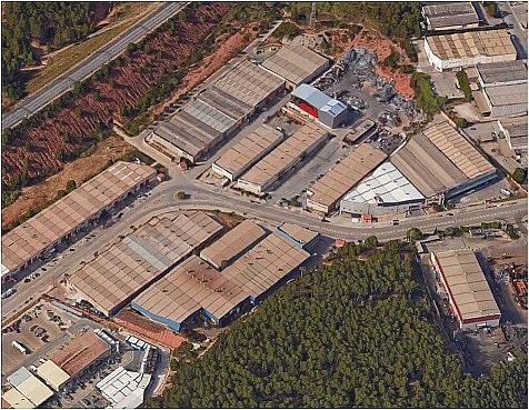Nave industrial en alquiler en calle Rubi, Zona Centro en Rubí - 275476168