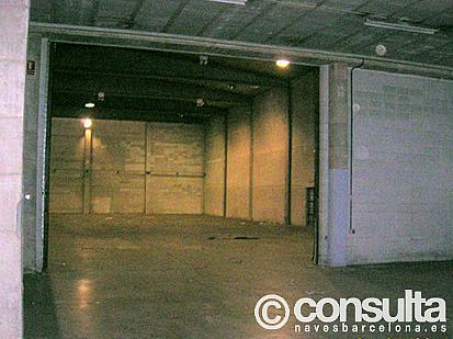 Nave industrial en alquiler en calle Poligono, Centre en Hospitalet de Llobregat, L´ - 290271555