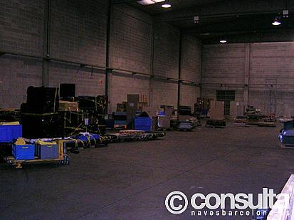 Nave industrial en alquiler en calle Poligono, Centre en Hospitalet de Llobregat, L´ - 290271572