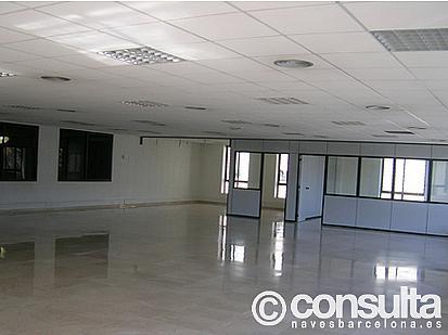 Nave industrial en alquiler en calle Poligono, Centre en Hospitalet de Llobregat, L´ - 290271577