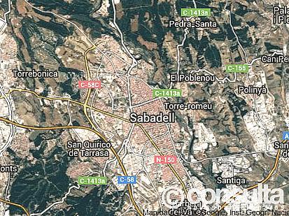 Nave industrial en alquiler en calle Pi Sureste, Centre en Sabadell - 295693433