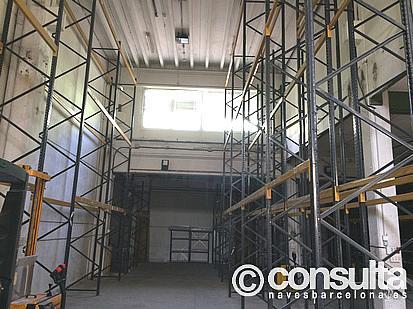 Nave industrial en alquiler en calle Cornella, Cornellà de Llobregat - 296583939