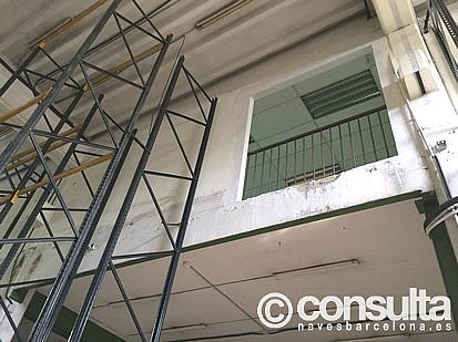 Nave industrial en alquiler en calle Cornella, Cornellà de Llobregat - 296583948