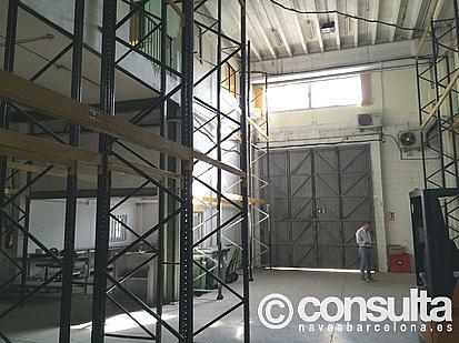 Nave industrial en alquiler en calle Cornella, Cornellà de Llobregat - 296583961