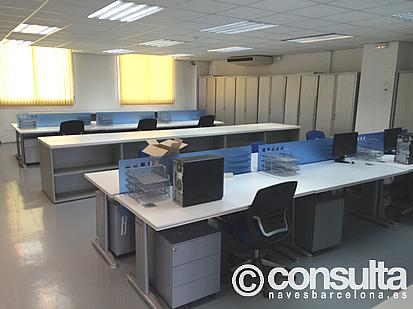 Nave industrial en alquiler en calle Cornella, Cornellà de Llobregat - 296583968