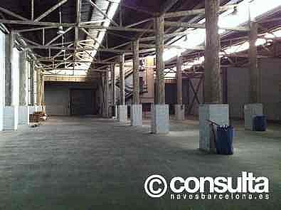 Planta baja - Nave industrial en alquiler en calle Bon Pastor, Bon Pastor en Barcelona - 329080242