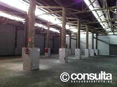 Planta baja - Nave industrial en alquiler en calle Bon Pastor, Bon Pastor en Barcelona - 329080245