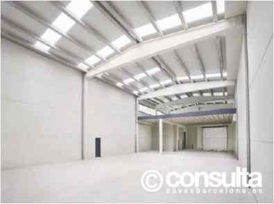 Planta baja - Nave industrial en alquiler en polígono El Congost, Montornès del Vallès - 118970607