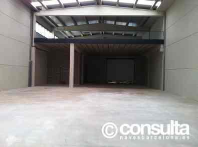 Planta baja - Nave industrial en alquiler en polígono El Congost, Montornès del Vallès - 118970609
