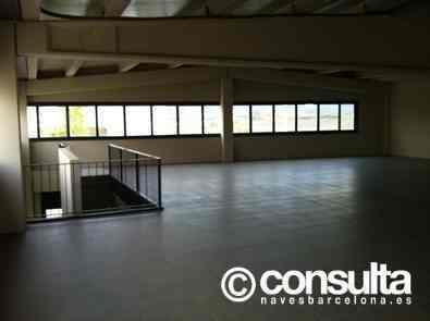 Planta altillo - Nave industrial en alquiler en polígono El Congost, Montornès del Vallès - 118970611