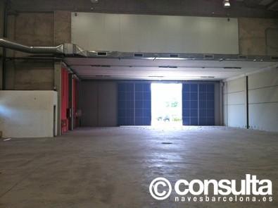 Planta baja - Nave industrial en alquiler en polígono Pedrosa, Bellvitge en Hospitalet de Llobregat, L´ - 118770137