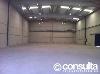 Planta baja - Nave industrial en alquiler en polígono Pedrosa, Bellvitge en Hospitalet de Llobregat, L´ - 118770139