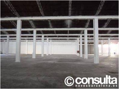 Planta baja - Nave industrial en alquiler en polígono Zona Franca, Zona Franca- Port en Barcelona - 119095913