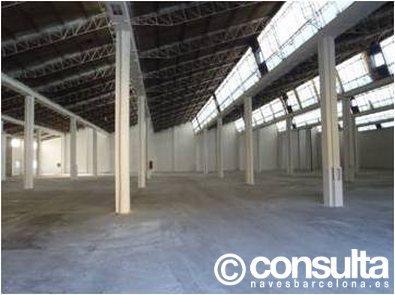 Planta baja - Nave industrial en alquiler en polígono Zona Franca, Zona Franca- Port en Barcelona - 119095914