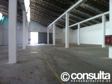 Planta baja - Nave industrial en alquiler en polígono Zona Franca, Zona Franca- Port en Barcelona - 119095915