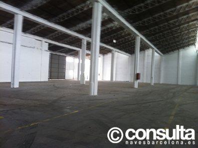 Planta baja - Nave industrial en alquiler en polígono Zona Franca, Zona Franca- Port en Barcelona - 119095917