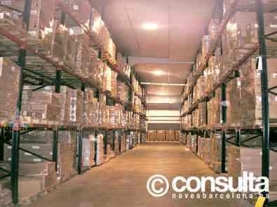 Planta baja - Nave industrial en alquiler en polígono Can Sellares, Sant Andreu de la Barca - 118876227