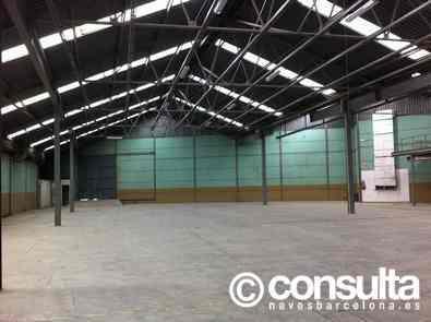 Planta baja - Nave industrial en alquiler en polígono Can Roca, Martorelles - 119071215