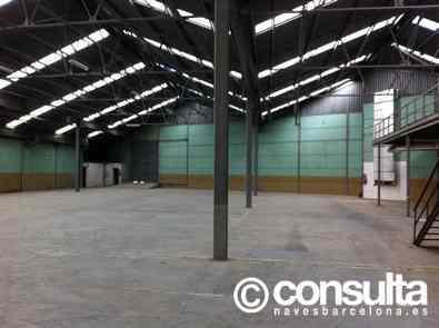 Planta baja - Nave industrial en alquiler en polígono Can Roca, Martorelles - 119071216