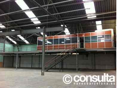 Oficina - Nave industrial en alquiler en polígono Can Roca, Martorelles - 119071217