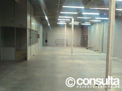 Planta baja - Nave industrial en alquiler en polígono Pedrosa, Gran Via LH en Hospitalet de Llobregat, L´ - 119555802