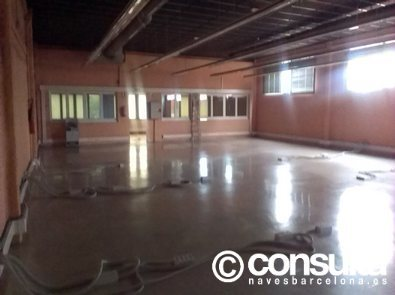 Planta altillo - Nave industrial en alquiler en polígono Pedrosa, Gran Via LH en Hospitalet de Llobregat, L´ - 119555814