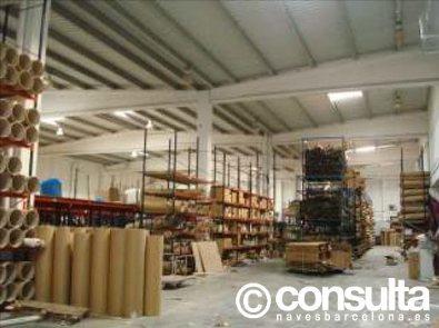 Planta baja - Nave industrial en alquiler en polígono Santiga, Santa Perpètua de Mogoda - 120109405